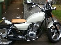 Baotain 125 Classic Crusader for sale.