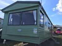 Holiday caravan at haven site for sale everything's included in price for this year