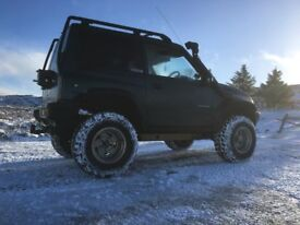 suzuki vitara jx td commercial lifted offroader tuned boosted new everything!