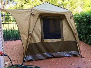 Black Wolf Turbo 240 Tent Townsville City Preview