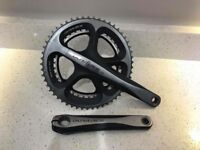 Shimano Dura Ace 10 Speed Chainset