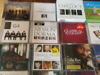 20 classical CDs for sale