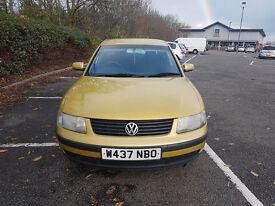 VW Passat 1.8 Low Mileage !! good condition