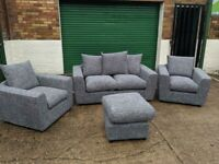 40% OFF ON ALL NEW DYLAN JUMBO CORND CORNER AND 3+2 SEATER SOFA SET AVAILABLE IN STOCK