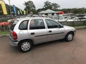 1999 Holden Barina - Manual - Bluetooth - Rego - Driveaway