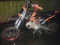 Lucky mx Pitbike 125cc