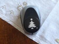 Dove raft Christmas tree punch