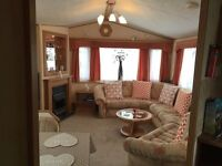 3 Bedroom caravan Hire Towyn Wales not Prestatyn Rhyl School Holiday Beach