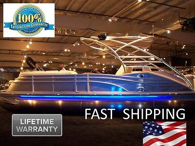 Fishing & Pontoon Boat Marine LED Lights - 12v 12volt DC - Red Blue Green White
