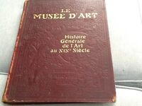Le Musee D'Art (Book)