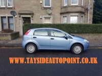 2006 FIAT PUNTO 1.2, LOW LOW MILES, 1 YEARS MOT ONLY £1495