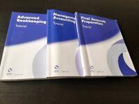 Used AAT Level 3 Osborne Books, Tutorial
