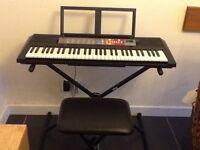 Yamaha electric keyboard psr F50