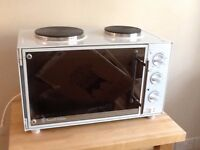 Russell Hobs 26 Litre Oven, Grill, & Hob (Mini Kitchen)