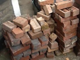 Used bricks- different types