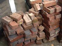 Used bricks- different types