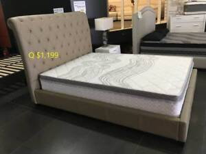 SPECIAL! SPECIAL! new luxury bed frames queen king