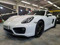 """Immaculate Porsche Cayman 2.7 PDK - Sports Exhaust + 20"""" Alloys"""