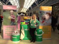 Events Fundraiser - London - weekly pay plus bonuses (£30k+)!
