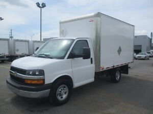 CHEVROLET EXPRESS 3500 CUBE 12 PIEDS