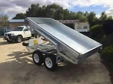 10x6 Heavy Duty Tandem Galvanised Tipper Trailer Salisbury Area Preview