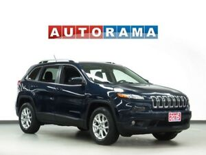 2015 Jeep Cherokee North 4X4 Bluetooth