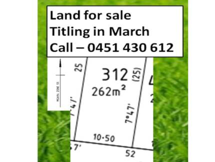 Land For Sale in Clyde for 276K
