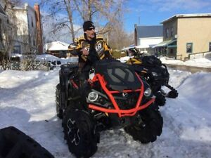 CAN-AM PRO MUD RACING Series 2017  RIGHT OFF THE LOT BRAN NEW