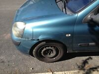 clio phase 2 parts wanted blue wing bonnet bumper heater cardiff