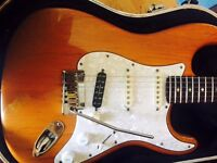Fender 2004 50th Anniversary American Deluxe Stratocaster