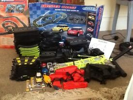 Electric power road racing set complete 15£