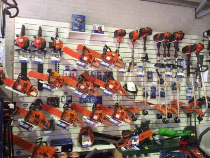 Mower & Chainsaw Centre Outdoor Power Equipment Shop Sydney City Inner Sydney Preview