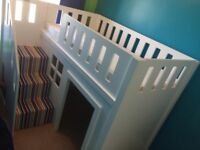 childrens bed kids playhouse bed