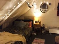 *DOUBLE ROOM 1 MONTH SUBLET* - £555 ALL IN. 15th Dec-14th Jan 2018.