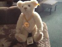 Reduced price steiff teddy bear