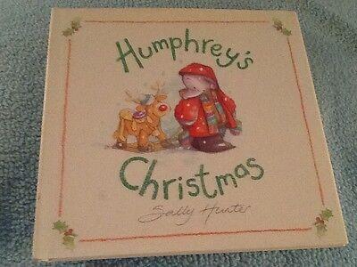 Humphrey's Christmas Sally M. Hunter First American Edition ()