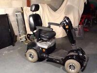 mercury regatta electric scooter
