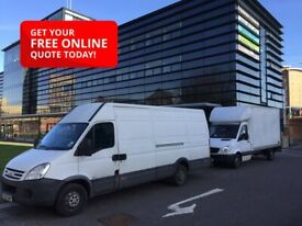 Man and Van Hire, House Removals, Office Removals, Cheap House Clearance (Leicester To Nationwide)