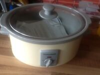 Morphs Richards slow cooker £10 or offers