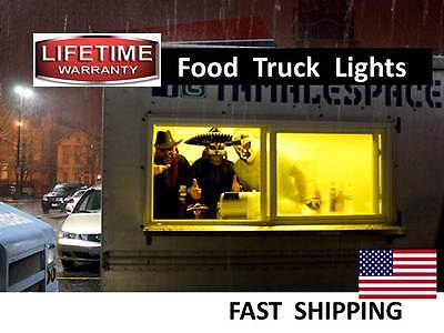 Food Truck --- Food Cart --- Led Accent Lighting Kit --- Hot Dog Roller Light
