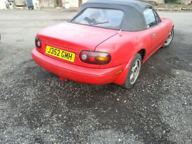 MX5 Project or Doner car. CHEAP!