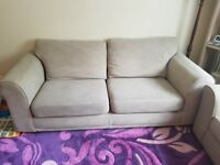 Sofa....2 seats an cuddle chair. Very good condition. Bought them a year ago from NEXT.