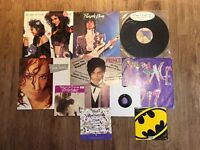 "Prince Rare Vinyl LP/12"" - Bundle offer."