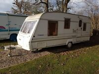 Bailey Discovery Limousin 5 berth caravan, Great Family Layout !!