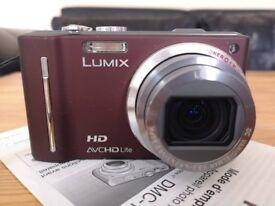 Digital camera Lumix Panasonic DMC-TZ10