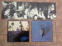 The Eagles, Vinyl Albums. Greatest Hits & Hotel California
