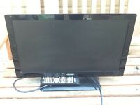Bush 24 inch tv with remote