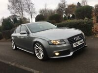 2009 Audi A4 - kitted