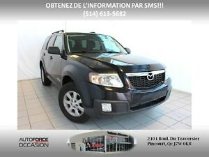2008 Mazda Tribute GX AUT 4CYL TOUTE EQUIPE AUT 4CYL FULLY EQUIP