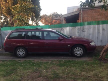 1999 Holden Commodore Ute Plympton West Torrens Area Preview